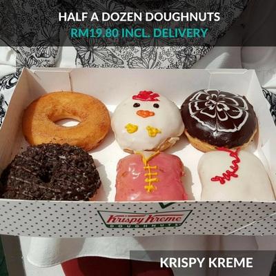 Big thumb krispy kreme 6 doughnuts v2 2
