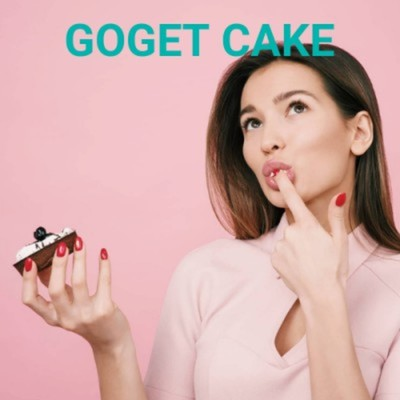 Big thumb goget cake  11
